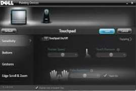 Synaptics Touchpad Driver 15