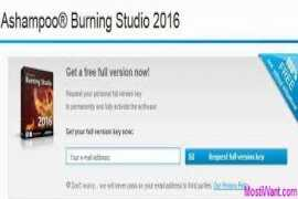 Ashampoo Burning Studio v16