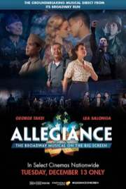 George Takeis Allegiance Broadway 2017