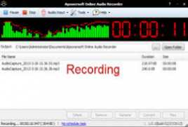 Apowersoft Free Audio Recorder 3
