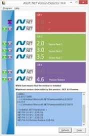 Microsoft NET Framework RC 4