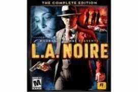 L A Noire full game PC