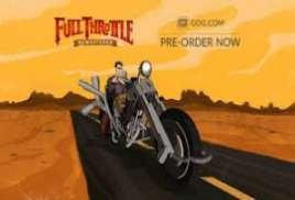 Full Throttle Remastered GOG